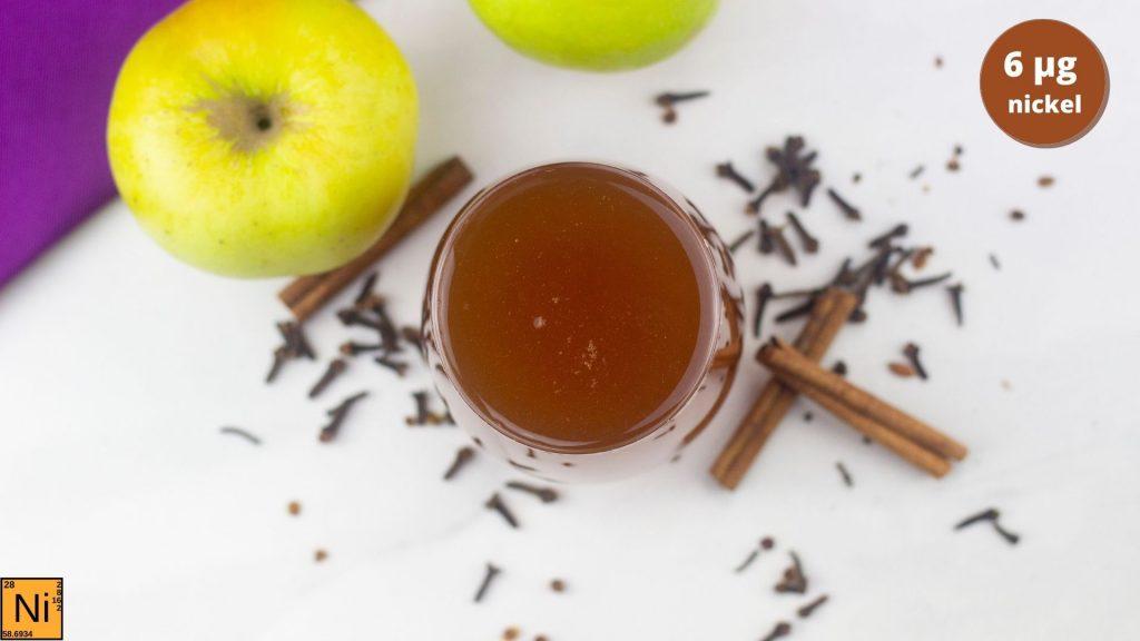 Low Nickel Apple Cider
